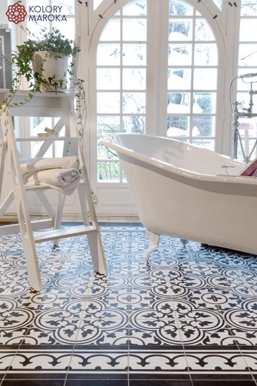 Galeria Zdjęć łazienka Płytki Na Podłogę Cerames Blog