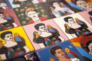 patchwork Fridas