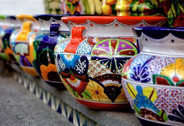 ceramika meksykańska